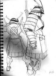evil samurai style voltron sketch 3 by nstevenharris on deviantart