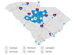 interstate 26 map 2016 columbia market overview south carolina colliers