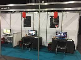 dev blog 4 games convention booth news kanshi city indie db