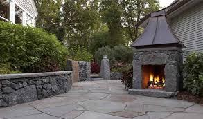 patio fireplaces on deck design ideas creative fireplaces design