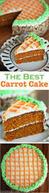 Easter Decorated Bundt Cake by Best 25 Carrot Cake Decoration Ideas On Pinterest Easter Cake