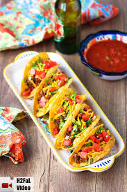 cuisine tex mex authentic texmex beef tacos how to feed a loon