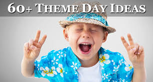 60 theme day ideas summer c programming