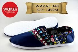 Sepatu Wakai sepatu wakai 423 sepatuwakai