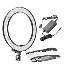 neewer led ring light rent neewer 18 led dimmable ring light sharegrid