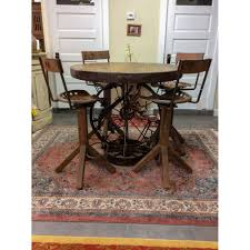 western dining room furniture western metal pub table and stools furniture4u