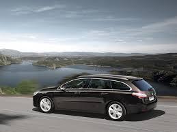 peugeot luxury sedan 508 wagon 1st generation 508 peugeot database carlook