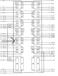 96 jeep grand fuse panel diagram 1996 jeep grand fuse box diagram image details