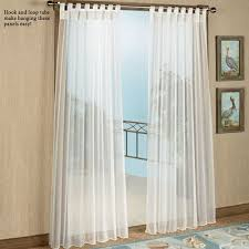 Top Curtains Inspiration Fancy Sheer Tab Top Curtains Inspiration With Escape Tab Top Sheer