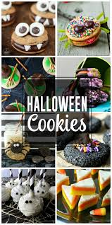 Halloween Cookie Cakes Fun Halloween Cookies The Who Ate Everything