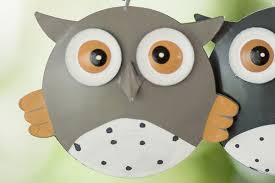 Owl Decor Handmade Wall Decoration Shenra Com
