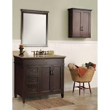 home depot 36 inch vanity home decorators collection brinkhill 36