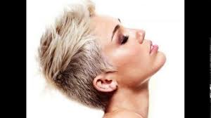 short wedge haircuts for fine hair youtube