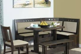 black dining room table with leaf kitchen corner dining set booth style table kitchen nook banquette