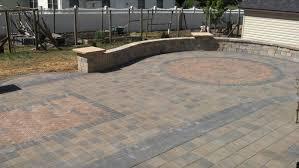 Round Patio Stones by Garden Patio Bricks Lowes Pavers Lowes Lowes Stone Pavers
