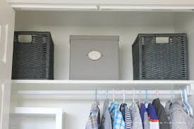 organize your closet one room challenge week four closet organization tips making