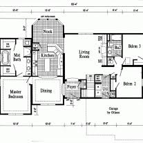 ranch home floor plans with walkout basement home architecture house plan unusual ranch house plans with