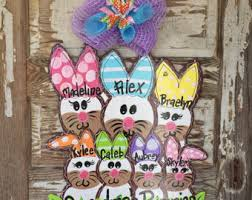 easter door decorations items similar to easter door decoration front door decor easter