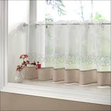 Kitchen Curtains Walmart by Kitchen Cute Kitchen Curtains Modern Kitchen Window Treatments
