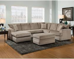 Left Sided Sectional Sofa Sectional Sofa With Left Side Chaise 6800 By American Furniture