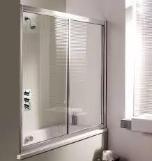 Shower Doors Over Bath Simpsons Supreme Overbath Slider Screen Uk Bathrooms
