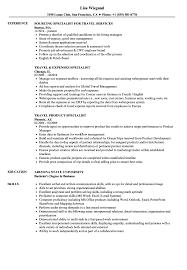 international relations specialist resume travel specialist resume samples velvet jobs