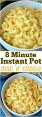 the best 4 ingredient instant pot macaroni and cheese recipe ever