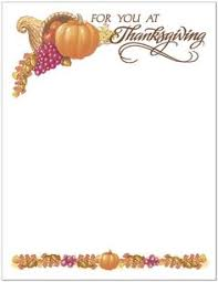 Thanksgiving Stationery Free Thanksgiving Stationery Be The First To Review This Item