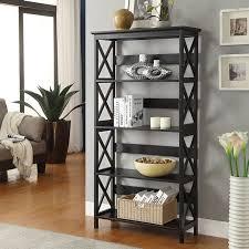 industrial bookcases birch lane