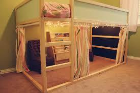 Transform The KURA Bed  Ikea Hacks For Your Childs Dream - Ikea bunk bed kura