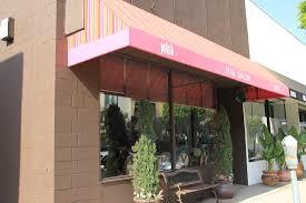 storefront u0026 restaurant awnings american awning u0026 blind co
