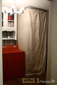 How To Hang A Curtain How To Hang A Curtain From The Ceiling Killer B Designs
