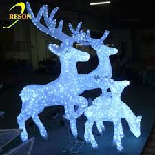 outdoor led garden lights artificial bright white family