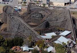 Busch Gardens Map Busch Gardens To Close Gwazi Wooden Roller Coaster Tbo Com