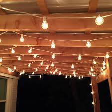 patio string lights the best outdoor patio string lights patio reveal venus