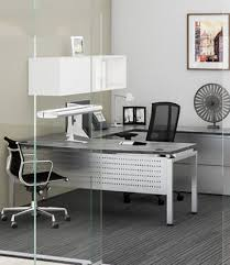 Modern Industrial Desk Modern Industrial Open Space Bench Desking For Offices Ambience Doré