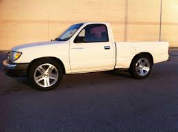 1998 toyota tacoma 2wd buy used 1998 toyota tacoma dlx truck 2wd 2 4l dvd player 18