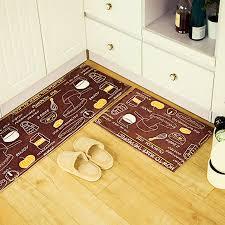 aliexpress com buy brown breakfast food design suede floor mat 3