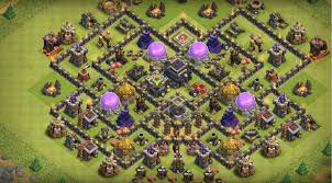 clash of clans farming guide 17 th7 to th11 farming trophy u0026 war base layouts for august 2017