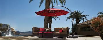 Cantilever Umbrella Toronto by Treasure Garden The World U0027s Favorite Shade