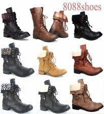 s lace up combat boots size 11 soda s lace up combat boots ebay