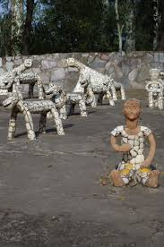 Nek Chand Rock Garden Chandigarh by Nwfed For Museum People In The North West International Profile