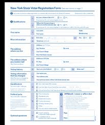voter registration forms in pennsylvania and others center for