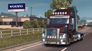 volvo truck trailer volvo vnl670 v1 4 2 only for ats v1 3 mod american truck