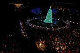 attend the national tree lighting ceremony whitehouse gov