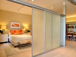 New York Room Divider Sliding Glass Room Dividers Modern New York By Executive