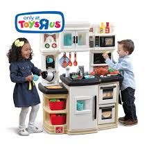 Pink Retro Kitchen Collection Kids Play Kitchens Step2