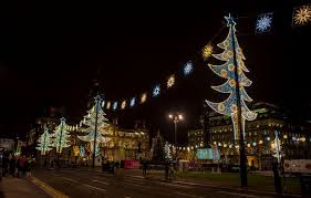 road closures ahead this weekend for christmas lights switch on at