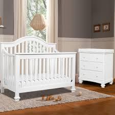 White 4 In 1 Convertible Crib Davinci 2 Nursery Set Clover 4 In 1 Convertible Crib And