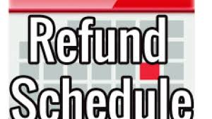 Estimate Tax Refund 2014 by Irs 2017 Tax Refund Schedule Estimate Your Tax Refund Date 2016